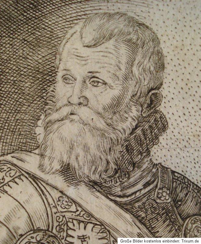 Portrait of Johann Fernberger von Aur