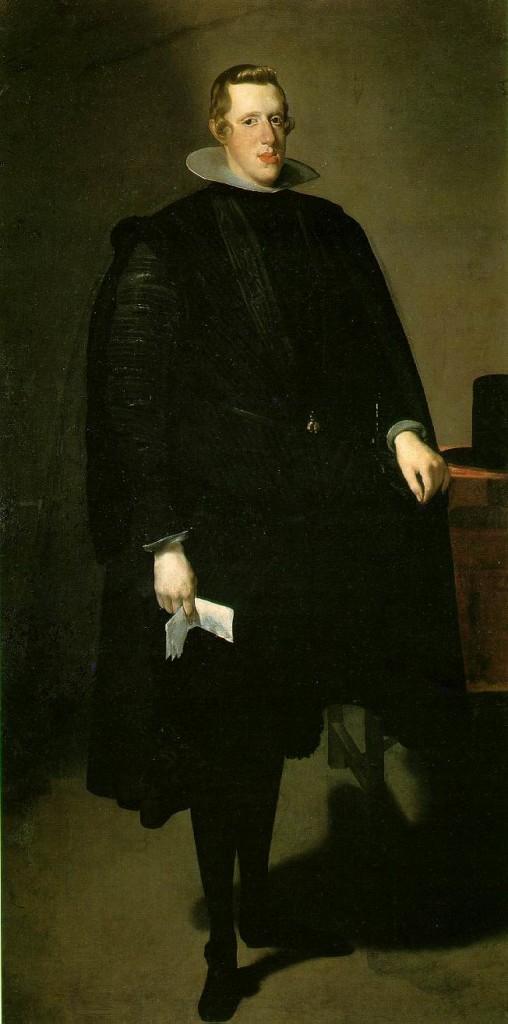 Diego Velàzquez - Philip IV (c. 1623-1628), Madrid, Museo del Prado
