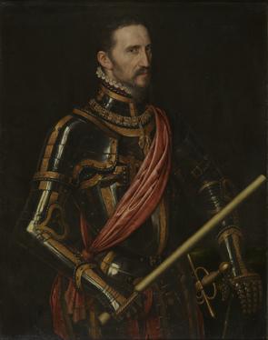 Figure 1 - Anthonis Mor, Fernando Alvarez de Toledo